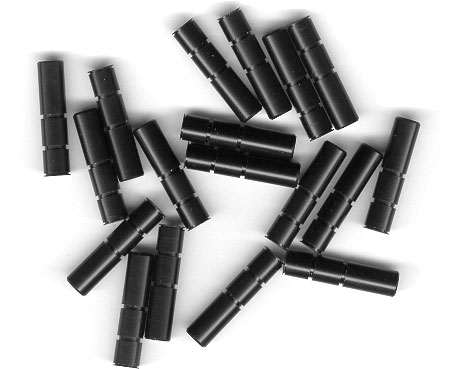 plastic parts for the oboe tubes